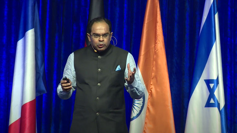 State of the Movement Address, GSG Impact Summit, New Delhi 2018